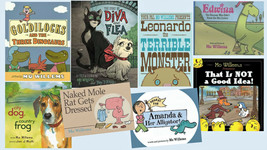 Mo Willems Collection of 8 Hardcover Books! Caldecott Accelerated Reader - $109.99