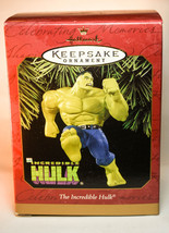 Hallmark: The Hulk - Marvel - The Avengers - 1997 - Keepsake Ornament - $17.03