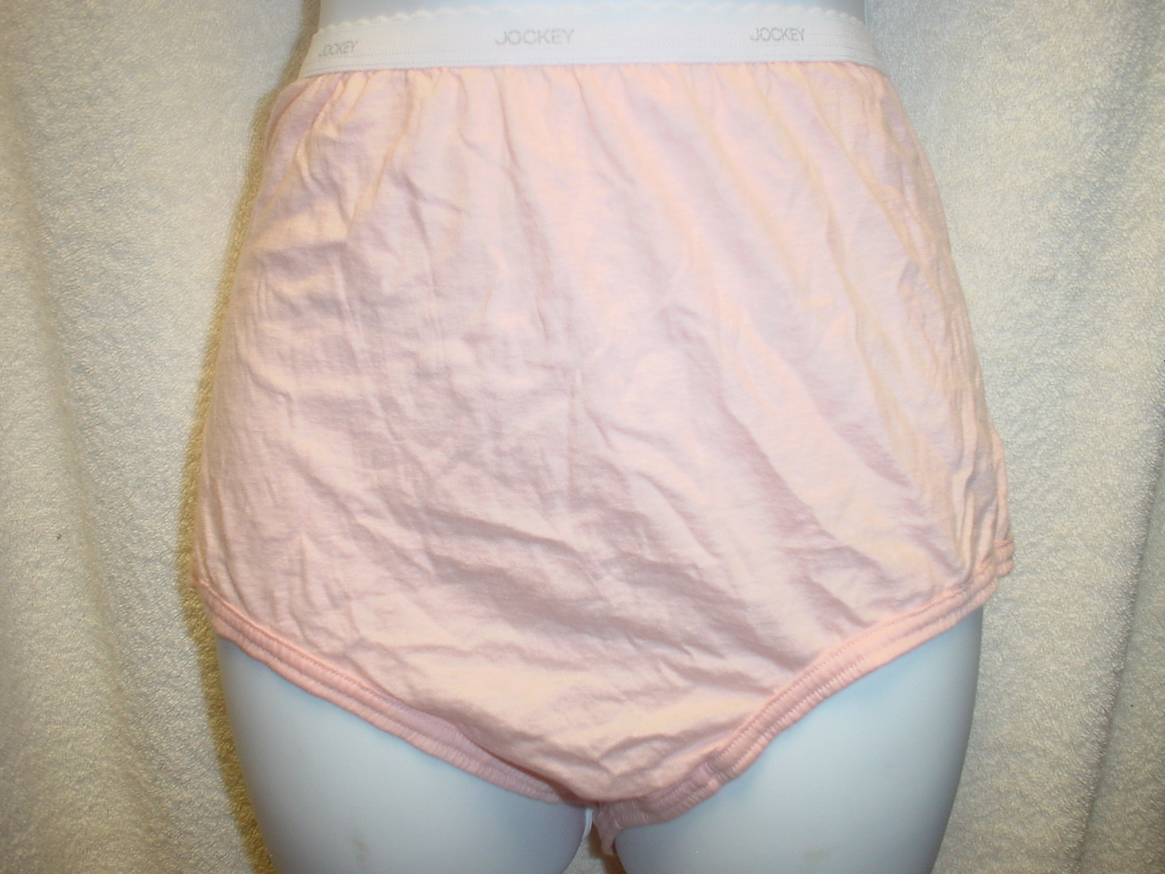 Jockey Cotton Panty 8/XLarge Light Orange SP-Slightly Imperfect  NWOT