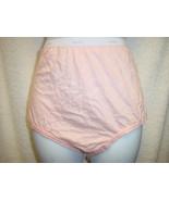 Jockey Cotton Panty 8/XLarge Light Orange SP-Slightly Imperfect  NWOT - $11.99