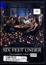 Six Feet Under DVD Season 3 Episode 3, 4 and 5 Like New - $9.99