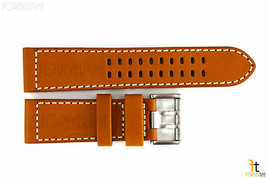 Luminox 1924 1944 Atacama 26mm Miel Tan Cuero Correa para Reloj de Pulse... - $82.77