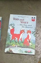 TOD AND VIXEY (Disney's Wonderful World of Reading, 50) [Hardcover] [Oct 12, ... - $1.32