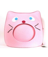"""FurHaven Pet Products Kitty Face Light Pink Felt Cubby 15.25"""" X 14.25"""" X... - $41.99"""