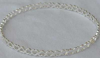 Hearts bracelet a