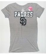 MLB General Merchandise Girls San Diego Padres T-Shirt Size XLarge 14-16... - $16.48