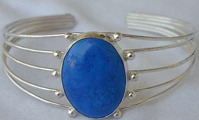 Blue bangle 3