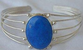 Blue bangle - $36.00