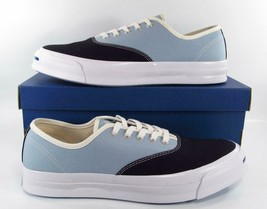 Converse Jack Purcell Signature Series Ox Two-Tone BLUE/GRAY 151455C (10... - $66.50