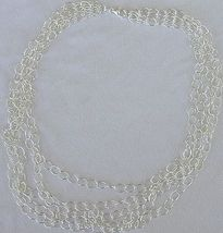 Net rounds necklace 1 thumb200