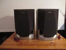 Sony MHC-GRX2 / MHC-RX33 / MHC-RX55 / SS-J15 / SS-J15A Speakers - $37.00
