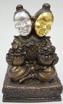 Thai Macig KuManThong Twin Lp.Saam Nao WatPo Saang Ko Temple Sing Buree Province image 1