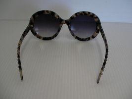 Damen Prada Neue Sonnenbrillen Schwarz Beige mit Nieten Besetzt Barock Spr29qsk image 6