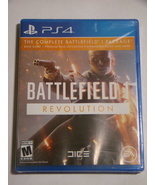 Playstation 4 - BATTLEFIELD 1 REVOLUTION - COMPLETE BATTTLEFIELD 1 PACKA... - $30.00