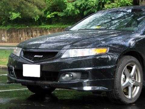 Acura Tsx 2008 Jdm