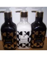 3 Bath & Body Works Lavender Birch Nourishing Olive Oil Hand Soap & Lotion - $26.50