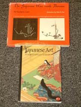 Japanese Art  and The Japanese Way with Flowers - $3.00
