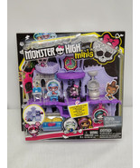 NEW SEALED 2017 Monster High Minis High School w/ Draculaura Exclusive F... - $27.76
