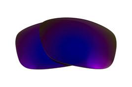 Replacement Lenses for-Oakley Ten X Sunglasses Anti-Scratch Purple Mirror - $8.80