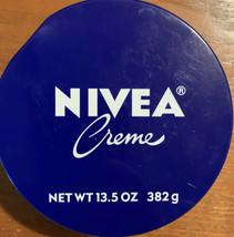 400ML GENUINE NIVEA CREAM ORIGINAL MADE IN GERMANY CREME 13.5OZ SEALED. - $13.99