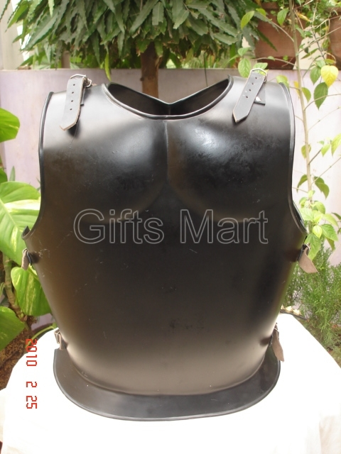 ROMAN BREASTPLATE, IRON CHESTPLATE, CUIRASS MEDIEVAL COSTUME ARMOR Xmas Gift