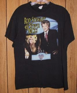 Stevie Nicks  Tour Concert Shirt