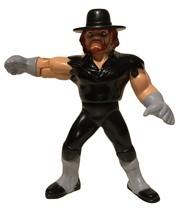 The Undertaker WWE WWF Hasbro Titan Sports Series 4 Wrestling Figure - $25.00