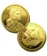 2009-S $1 United States Gem Proof Sacagawea Dollar - £4.56 GBP