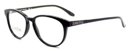 SMITH Optics Finley 807 Women's Eyeglasses Frames 51-16-140 Black + CASE - $70.16