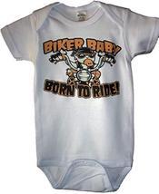 Biker Baby Bodysuit / Romper - $14.95