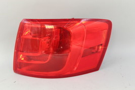 11 12 13 14 VOLKSWAGEN JETTA SEDAN RIGHT PASSENGER SIDE TAIL LIGHT OEM - $50.48