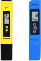VIVOSUN pH and TDS Meter Combo, 0.05ph High Accuracy Pen Type pH Meter +... - $42.52 CAD