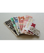 New & Vintage Assorted Sewing Craft Multiple Color & Size Buttons-Free S... - $15.00