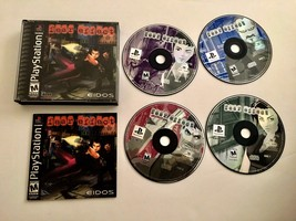 Fear Effect PS1 Game Playstation 1 Complete - $29.99