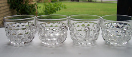Beautiful Fostoria American Pattern Punch Cups ... - $24.74
