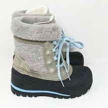Kamik kids Snowgypsy snow Boot size 13 - $39.27