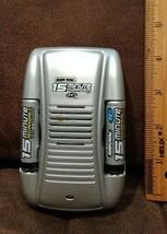 Rayovac PS5 Battery Charger 15 Minute 2 Aa Aaa Batteries I-C3 Ni Mh Ni Cd (Aa Incl - $9.99