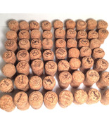 Lot of 50 Natural Used CHAMPAGNE Sparkling Wine Corks Project Crafts Favors - $18.80