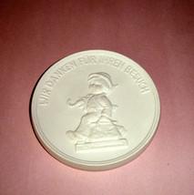 "Hummel Goebel Collectors' Club Member Plaque Disc 4"" German Version TMK7... - $19.99"