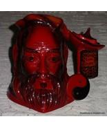 Confucius Royal Doulton Flambe Character Toby Jug Yin Yang D7003 **ULTRA... - $600.43