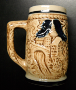 Specialty Industries Shot Glass Ceramic Miniature Beer Stein Style Made ... - $7.99