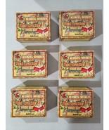 6 Boxes King Bird Large Mandarin Red Cracker Super Snap caps - $15.79