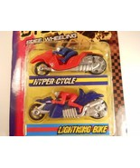 2 Pc Extreme Toy Cycles in 2 different colors Motorcycles - $12.99