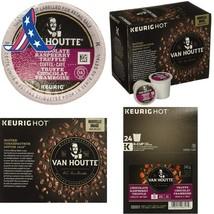 48 Count - Van Houtte Raspberry Chocolate Truffle Coffee K Cup For Keuri... - $50.53
