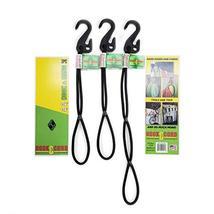 Hook & Hang Storage & Organizer Cords PACK of 3 - Hook & Hang tools almost anywh image 2