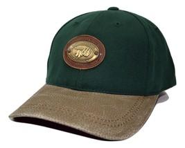 Minnesota Wild American Needle Metal Logo NHL Adjustable Hockey Cap Hat - $18.04
