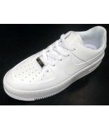 Nike Wmns Air Force 1 Sage Low White/White AR5339-100 - $126.00