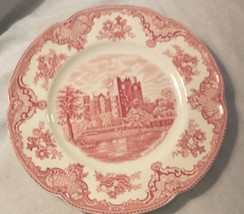 "Vintage 10"" Diameter Collectible Plate Johnson Bros England Old Britain ... - $12.00"