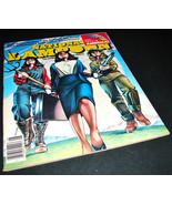 NATIONAL LAMPOON Magazine Aug 1981 Get It Up America! Women Work TR SCHO... - $19.99