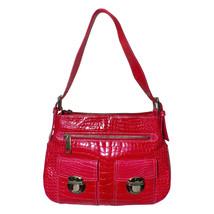 MARC JACOBS Designer Pink Leather Messenger Bag L6680 - ₨57,040.25 INR